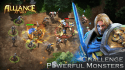 Alliance At War: Dragon Empire - Strategy MMO Samsung Galaxy S4 mini I9195I Game