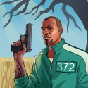 STREETS OF FIRE. Real Gangster Wars Android Mobile Phone Game