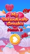 My Valentine's Crush: Match 3 Honor Pad 2 Game