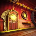 Escape Machine City: Airborne Android Mobile Phone Game