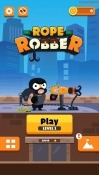 Rope Robbers Android Mobile Phone Game