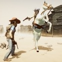 Outlaw! Wild West Cowboy - Western Adventure RED Hydrogen One Game