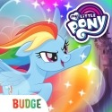 My Little Pony Rainbow Runners BLU Dash L4 Game