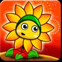 Flower Zombie War Energizer Ultimate U620S Pop Game