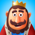 Idle King Tycoon Clicker Samsung Galaxy Tab S7+ Game