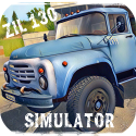 Russian Car Driver ZIL 130 Android Mobile Phone Game
