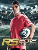 Real Soccer 2012 Java Mobile Phone Game