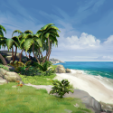 Ocean Is Home : Island Life Simulator iNew V8 Plus Game