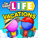 THE GAME OF LIFE Vacations QMobile Smart View Max Game