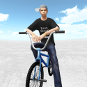 BMX Space Android Mobile Phone Game