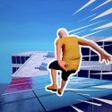 Rooftop Run Android Mobile Phone Game