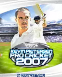 Kevin Pietersen Pro Cricket 2007 Java Mobile Phone Game