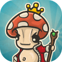 The Curse Of The Mushroom King Android Mobile Phone Game