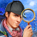 Sherlock: Hidden Match-3 Cases Android Mobile Phone Game