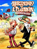 Mortadelo Y Filemon: Armafollon Plum Caliber II Game