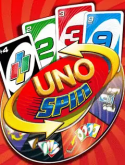 UNO Spin Java Mobile Phone Game