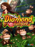Diamond Tumble Java Mobile Phone Game