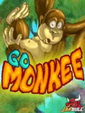 Go Monkee Java Mobile Phone Game