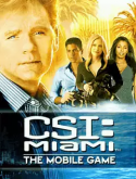 CSI: Miami Java Mobile Phone Game
