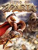 Hero Of Sparta Java Mobile Phone Game