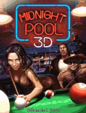 Midnight Pool 3D Java Mobile Phone Game