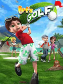 Let's Golf! Java Mobile Phone Game