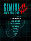 Gemini Division Java Mobile Phone Game