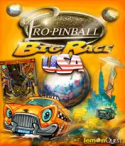 Pro Pinball: Big Race USA Java Mobile Phone Game