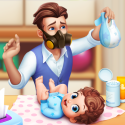 Baby Manor: Baby Raising Simulation & Home Design Android Mobile Phone Game