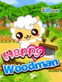 Happy Woodman Java Mobile Phone Game