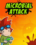 Microbial Attack Nokia 6267 Game