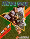 Metal Gear Classic Java Mobile Phone Game