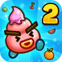 Fruit Ice Cream 2 - Ice Cream War Maze Game Android Mobile Phone Game