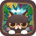 Secret Cat Forest Android Mobile Phone Game