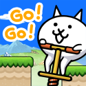Go! Go! Pogo Cat Android Mobile Phone Game
