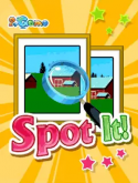 Spot It Java Mobile Phone Game