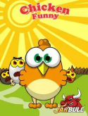 Funny Chicken Java Mobile Phone Game