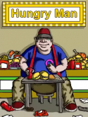 Hungry Man QMobile X6030 Game