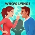 Braindom 2: Who Is Lying? Fun Brain Teaser Riddles HTC Wildfire E2 Game
