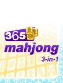 365 Mahjong 3-in-1 Java Mobile Phone Game