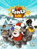 Santa Bash Java Mobile Phone Game