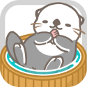 Rakko Ukabe - Let's Call Cute Sea Otters! Android Mobile Phone Game