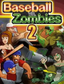 Baseball Vs Zombies 2 Java Mobile Phone Game