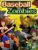 Baseball Vs Zombies Java Mobile Phone Game