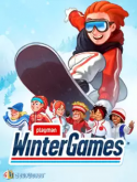 Playman: Winter Games Java Mobile Phone Game