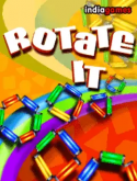 Rotate It Java Mobile Phone Game