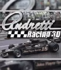 Andretti Racing 3D Java Mobile Phone Game