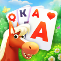 Solitaire - My Farm Friends Celkon A359 Game