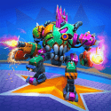 Star Robots. Mech War Energizer Ultimate U620S Pop Game