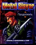 Metal Slayer Java Mobile Phone Game
